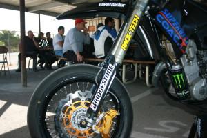 KTM 450 SMR, Coach Can's Supermotard