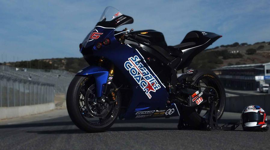 Superbike-Coach MotoGP Bike