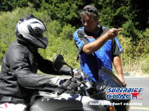 Superbike-Coach Road Skill, real 1on1 coaching