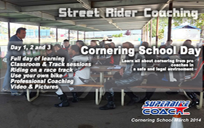 Superbike-Coach Cornering school small