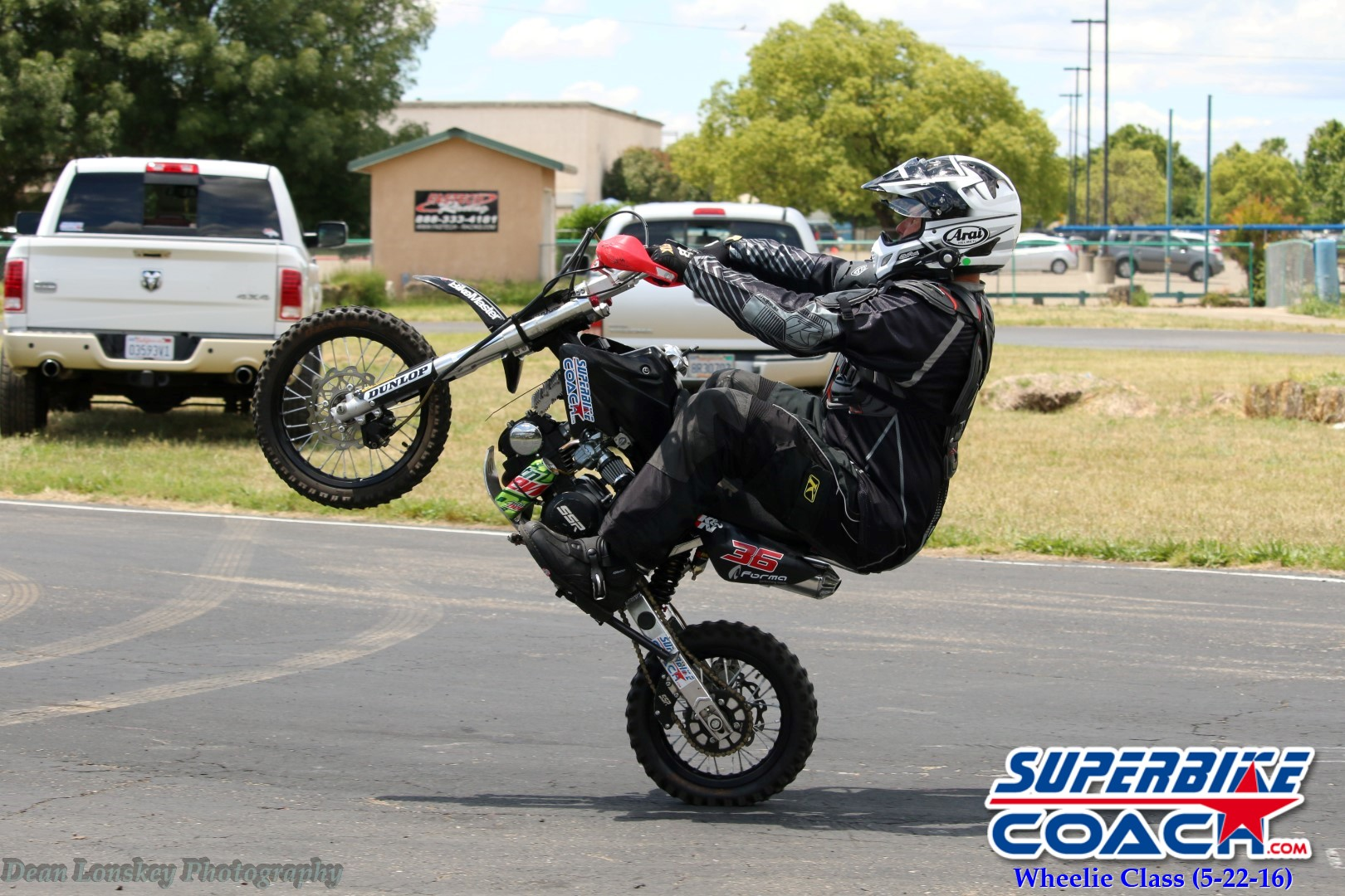 Wheelie Course Superbike Coach Corp