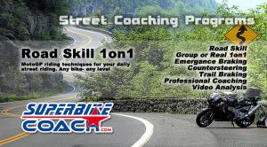 Superbike-Coach Road Skill 1on1 program