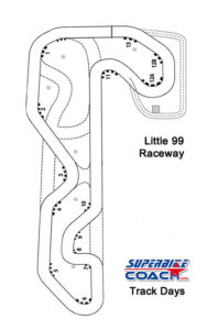 Little-99 Raceway Track