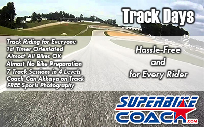 Superbike Coach Track Day