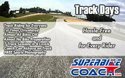 Superbike Coach Track Day