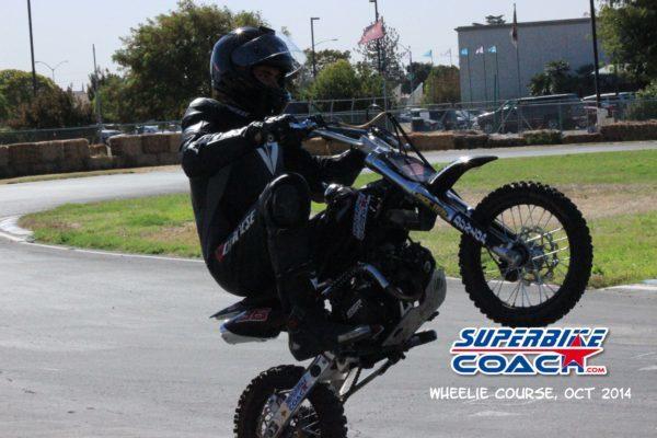 Wheelie Course