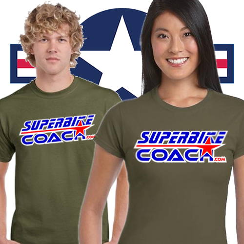 Superbike Coach T-shirts